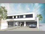 modernes Architektenhaus Einfamilienhaus Villa bauen