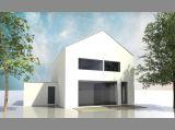Einfamilienhaus in moderner Architektur bauen