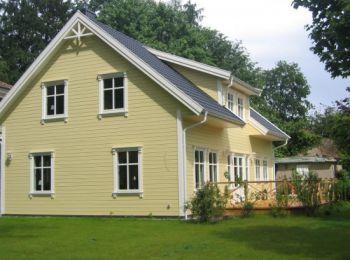 viel platz und doch individuell das norwegische. Black Bedroom Furniture Sets. Home Design Ideas