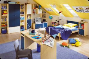 Gleich viel Spaß für Kids und Teens: Das moderne Kinderzimmer ...