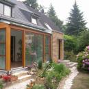 Wohnraum mit Blick in die Natur: Der Wintergarten