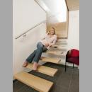 Stufenweise Charme: Holztreppen - individuelles, langlebiges Ambiente