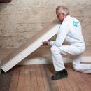 Dachboden-Elemente machen das Dämmen leicht