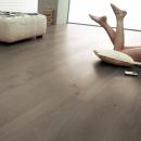 Mit Holzboden Stress abbauen