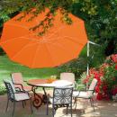 Viel Schatten auch bei wenig Platz: Markisen und Schirme