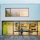 Baustoff für attraktives Fassadendesign