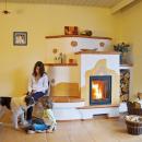 Wellness im Wohnzimmer – Kachelöfen verbreiten Kuschelstimmung