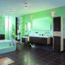 Kalkputz: Klimaanlage fürs Bad